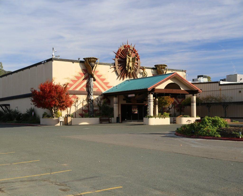 Hopland shokawah casino buffet cruise ship gambling laws