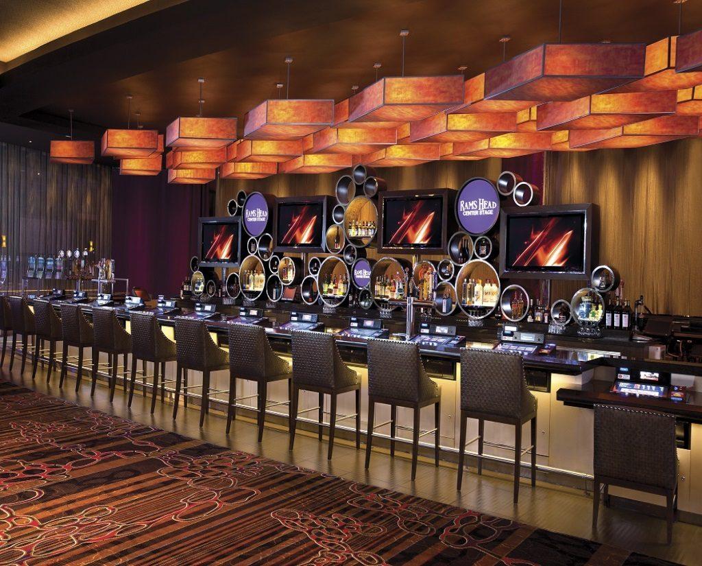 Slot machine stand base