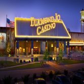 Casino in the Worth County, Iowa