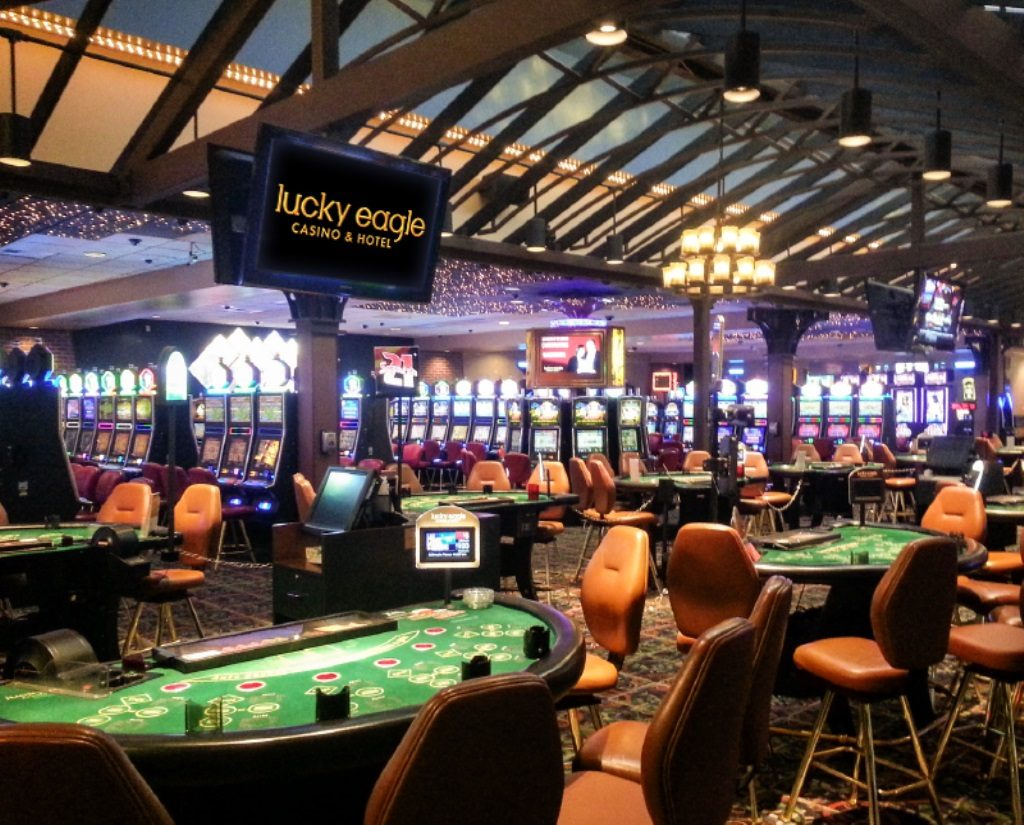 Kickapoo Lucky Eagle Casino Hotel  U2013 Casino Guide Usa