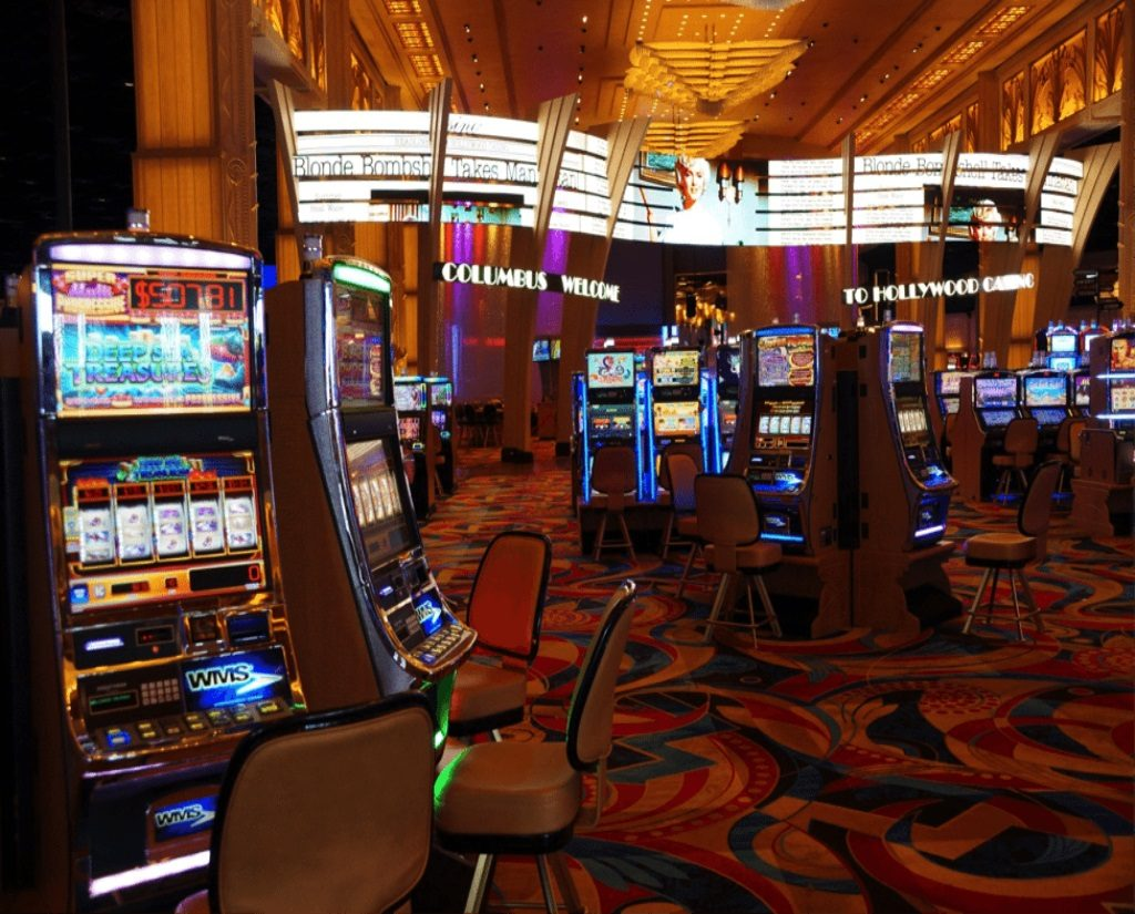 Spin palace online pokies