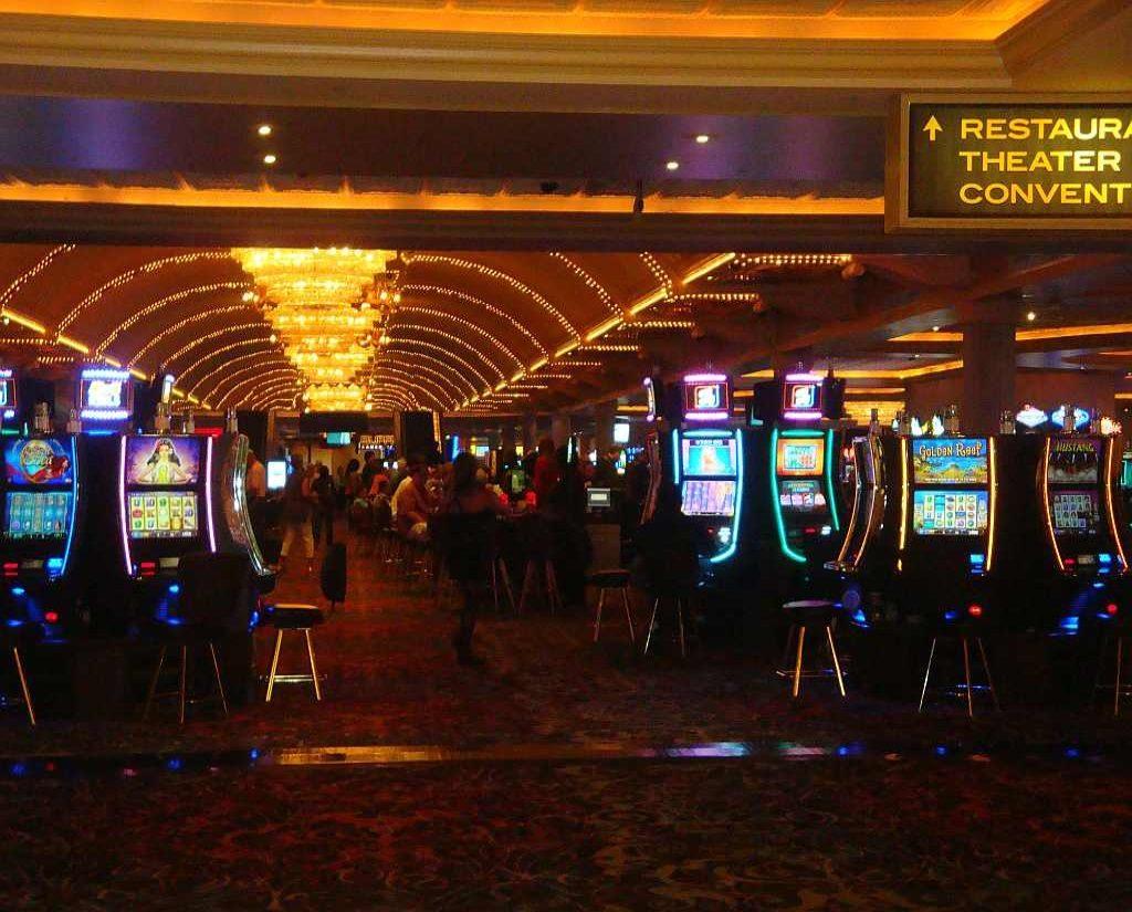 Casino cafe