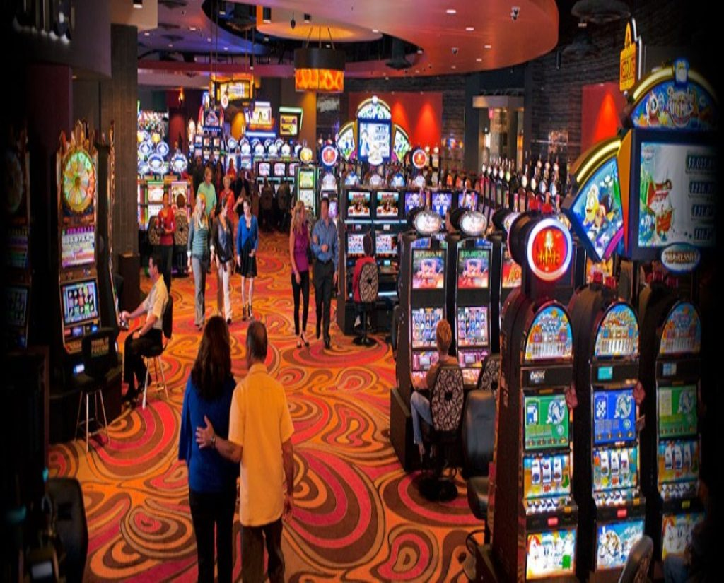 Slots mobile games