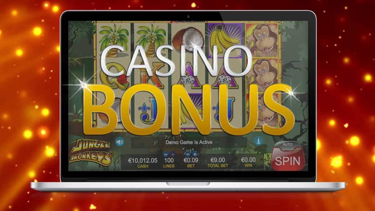 Get Online Casino Bonus - Database of all online casino bonuses on the Internet